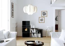 wohnzimmer in weiß einrichten dekorieren schöner wohnen