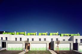 100 What Is A Terraced House 21 Terraced Houses Vallo Sadovsky Rchitects RchDaily