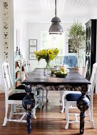 15 ideas for dining room interior design in rustic chic interior