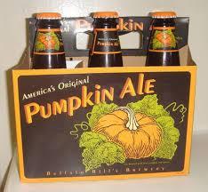 Post Road Pumpkin Ale Uk by Your Next Pint Ale