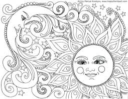 Great Fun Original Coloring Pages Color Heart Intricate Adults Printables Christmas Printable Free Frozen Medium