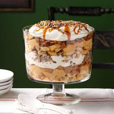 Nilla Pumpkin Mousse Trifle by Pumpkin Toffee Trifle Recipe Taste Of Home
