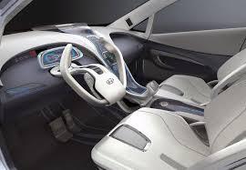 Hyundai Blue Will Concept 2 2009 cool wallpaper Cars