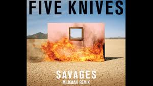 Rixton Hotel Ceiling Free Mp3 Download by Five Knives Savages Milkman Remix Youtube