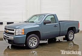 Project Blue Bomber Part 1 - 2011 Chevy Silverado - Truckin Magazine