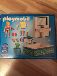 playmobil city badezimmer