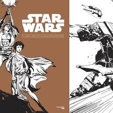 Fichas Para Colorear Star Wars