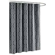 Grey And White Chevron Curtains Walmart by Gray And Black Shower Curtains U2013 Teawing Co