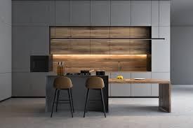 graue küchen 50 shades of grey in der küche passend zu