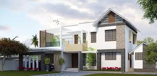 100 Modern Houses Contemporary Kerala Home Design New Modern Houses Mix Style