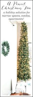Cashmere Christmas Tree Nrrow Spces Cshmere Christms Trees Artificial Pencil Michaels Reviews