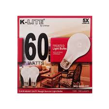 service 60w lights 2 pack uninex international