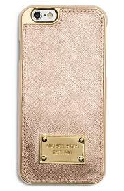 Free shipping and returns on MICHAEL Michael Kors Metallic Leather
