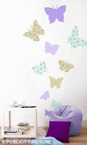 Simple Solution Wall Stickers Likes These From John Lewis Easily Brighten Up A Room