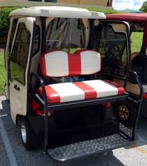 Back Red And White Seats On Red Ford Truck Club Car Golf Cart In Sun ... Mega X 2 6 Door Dodge Door Ford Mega Cab Six Excursion Pin By Hilson Shen On Car Tech Pinterest Classic Trucks Trucks Awesome Ford F150 Bench Seat 28 Images Truck Ram 4th Gen Seats In 3rd Truck Youtube Rugged Fit Covers Custom Van Show Me Your Bucket Seats And Interiors Enthusiasts Forums 2016 Price Photos Reviews Features Cerullo Twitter Working A Western Today Limited Elevates Luxtruck Class With Massaging New Chevy Best Image Kusaboshicom Replacement Air Cditioned Super Duty F250 F350 Grey