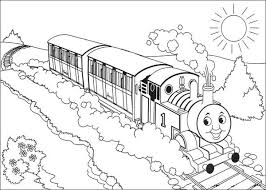 Ideas Collection Thomas Train Coloring Pages For Your Description