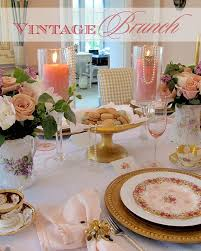 Best Of Tablescapes Brunch Party DecorationsTable