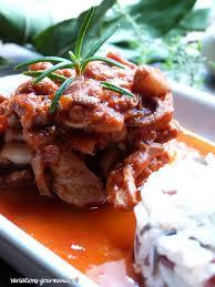 cuisiner poulpe frais variations gourmandes poulpe à la niçoise lou poupré a la nissarda