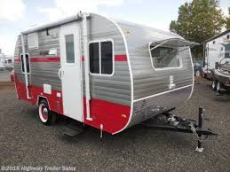 New 2016 Riverside RV White Water Retro 177SE For Sale By Highway Trailer Sales Available In Salem Oregon