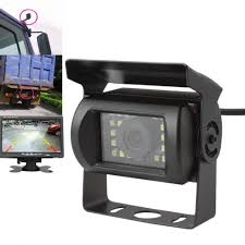 100 Rear Camera For Truck 2019 Car Waterproof And Anti Shock LED View Night Vision