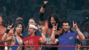 wwe the kliq and the curtain call how one moment killed kayfabe