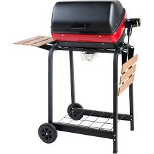 Char Broil Patio Bistro Electric Grill Manual by Meco 1500 Watt Electric Grill With Folding Side Tables Walmart Com