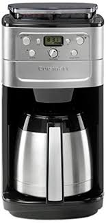 The Cuisinart Brew Coffee Maker Is Also Packed With Following Features