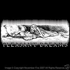pleasant dreams nightmare sudden unexpected bed death syndrome