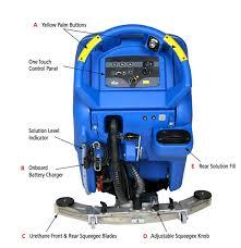 clarke floor scrubber focus ii battery operated automatic floor scrubber focus ii 28 boost