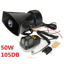 Super Loud 50W 12V 5 Sounds Motorcycle Car Van Truck Speaker Loud ... 12v 125db Car Motorcycle Truck Horn Compact Electric Pump Air Loud Trux Accsories 3bell Train Model Thorn1 Auto Speaker Alarm 150db Tone Vehicle Boat Motor Lumiparty 178db Super Dual Trumpet Compressor Horns Sound Effect Youtube Flexzon 12v24v 139db Van Bus Vintage Jubilee Bull 90 Rat Rod Hot 12vt Fog Horn Makes 8milelake 150db Single For Wolo Electric Horns For Cars Trucks Boats Rvs And Motorcycles The Best 2018 Loudest Electrical