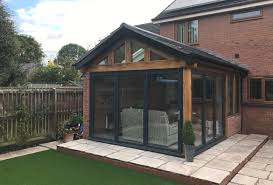 100 Glass Extention Oak And Rear Extension