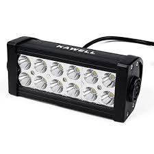 KAWELL K7 7036 36W 12LEDs 30 Degree LED Spot Light Bar for Jeep