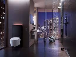 shk fachzeitung geberit zeigt farbiges licht am wc