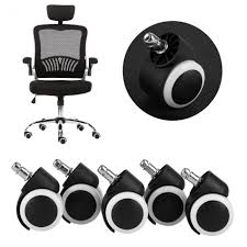 15 Pack Roller Office Desk Chair Twin Wheel Floor Caster 11mm Stem ... Amazoncom Opttico Office Chair Caster Wheels Replacement Black 3 Set Of 5 By Lehawk Universal Heavy Rollerblade Casters For Herman Miller Aeron 6pcs Wheel Swivel Mute Hard Soft Pu Castor For Timber Floor Pack Duty Stem Roller 3inch 1pcs 40kg 2 Improv Carpet Floors Slipstick Foot Desk No Without White Luxura Computer With Which One Should I Choose