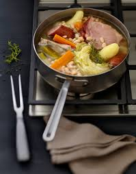 recette potée au chou et haricots blancs