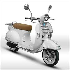 The 2018 Year New Euro 4 Certificate Model Classical Retro And Durable 50CC Vespa