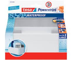 tesa powerstrips waterproof regal zoom metall 59711 ab 14