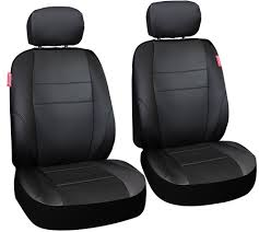 100 Custom Seat Covers For Trucks Coleman Car Front Cover 2pc Waterproof Heavy Duty Semi