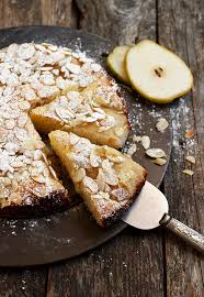 Italian Pear Almond Cake Seasons and Suppers