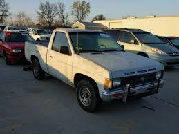 1N6SD11S4MC405850 | 1991 GRAY NISSAN TRUCK SHOR On Sale In CA - SO ...