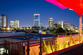 Clarendon Halloween Bar Crawl Promo Code by Best Rooftop Bars In Phoenix Scottsdale Lustre Bar Smith Camby