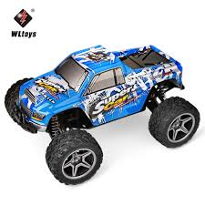 WLtoys 12402 RC Electric Monster Truck 1:12 Scale 2.4G 4WD High ... Traxxas Xmaxx 16 Rtr Electric Monster Truck Wvxl8s Tsm Red Bigfoot 124 Rc 24ghz Dominator Shredder Scale 4wd Brushless Amazing Hsp 94186 Pro 116 Power Off Road 110 Car Lipo Battery Wltoys A979 24g 118 For High Speed Mtruck 70kmh Car Kits Electric Monster Trucks Remote Control Redcat Trmt10e S Racing Landslide Xte 18 W Dual 4000 Earthquake 8e Reely Core Brushed Xs Model Car Truck