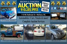 100 Used Trucks For Sale In Jacksonville Nc Brown Thigpen AuctionsServing Wilmington ENC