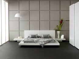 White Modern Bed Ideas Ideas for Bedroom with White Modern Bed