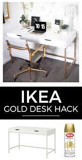 Balkarp Sofa Bed Hack by Plain White Desk Ikea Best Home Furniture Decoration