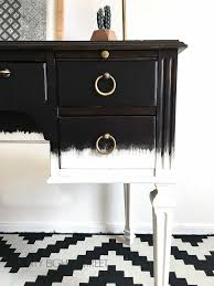 Dry Brush Painting Technique That Makes Furniture Look Like Art