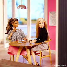 Wed Move Into Barbies New Midcentury Malibu Dream Home If We Were