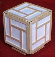 A Super Mini Cube Lamp