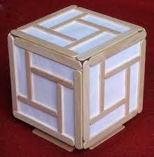 A Super Mini Cube Lamp