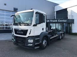 100 Truck 2014 MAN TGS 26360 6x24 LL Container Truck Snlcom